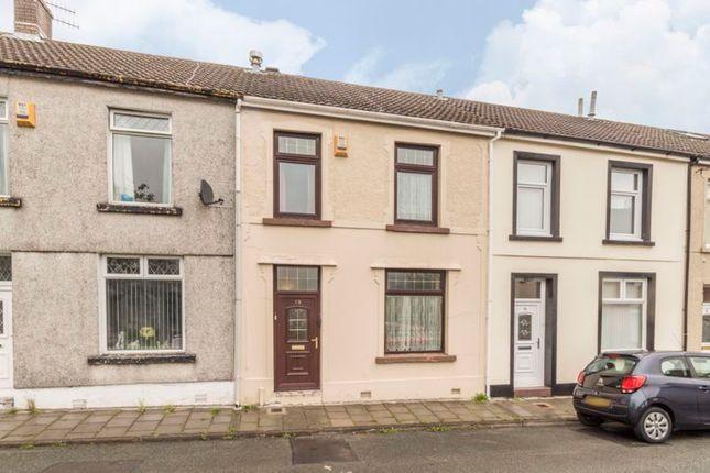 Thumbnail Terraced house for sale in Hanover Street, Merthyr Tydfil