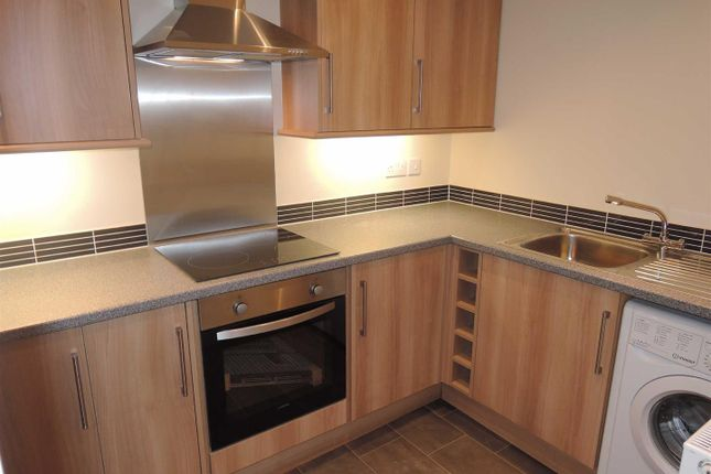 Thumbnail Flat to rent in Solar House, Infinity Apartments, Walsall