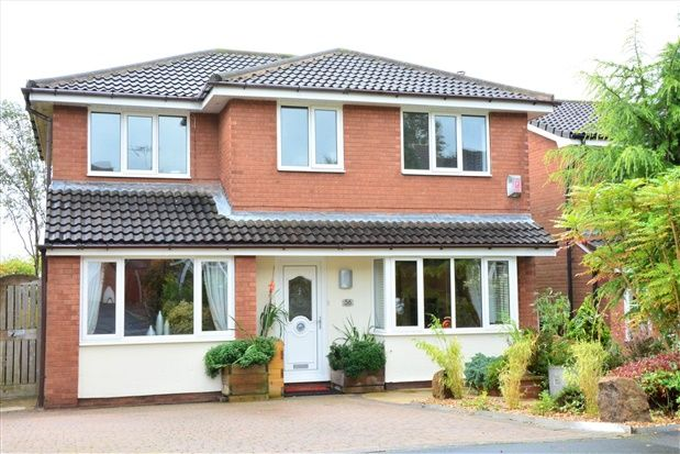 Thumbnail Property for sale in Denshaw, Skelmersdale
