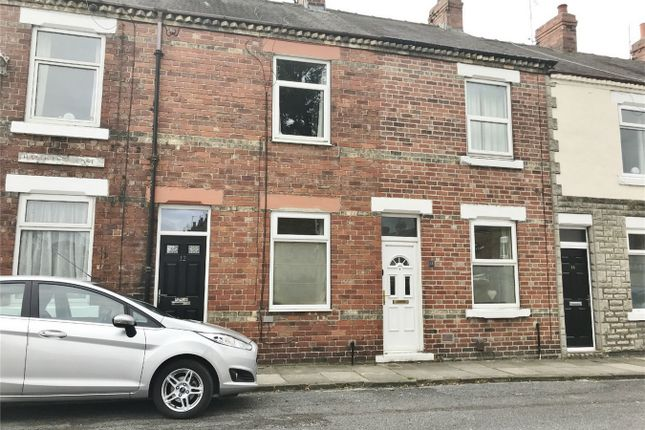 Thumbnail Terraced house to rent in Hanover Street East, York