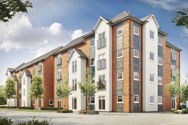 Thumbnail Flat for sale in Victoria Crescent, Shirley, Solihull