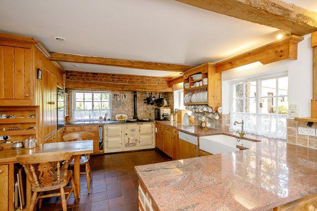 Kitchen of Church Road, Warboys, Huntingdon, Cambridgeshire PE28