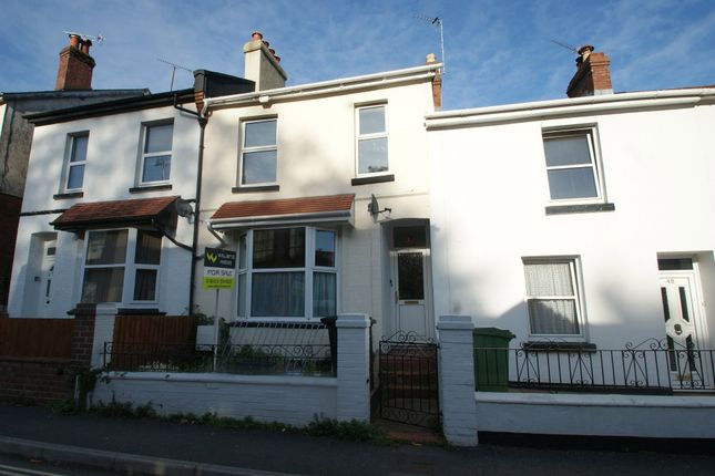 Thumbnail Terraced house for sale in Well Street, Paignton