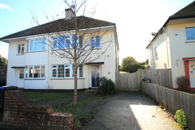 Thumbnail Semi-detached house to rent in Ardsheal Close, Broadwater, Worthing
