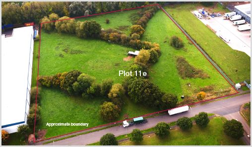 Thumbnail Land for sale in Hortonwood 45, Telford