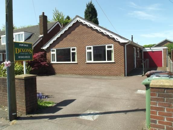 Thumbnail Bungalow for sale in Ogley Road, Brownhills, Walsall, West Midlands
