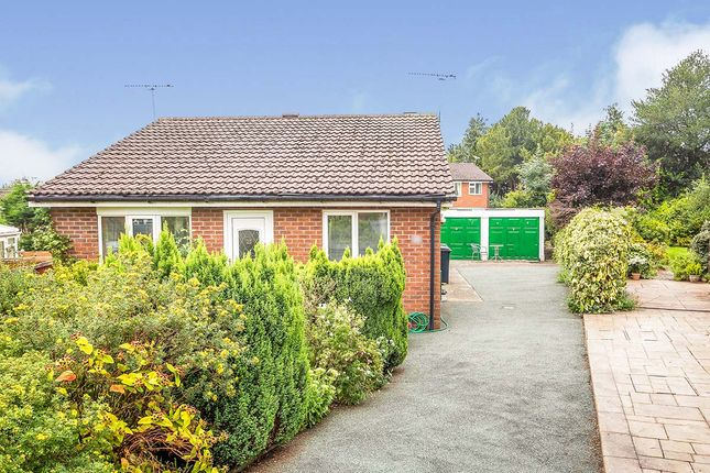 Thumbnail Bungalow for sale in Middleton Close, Oswestry, Shropshire