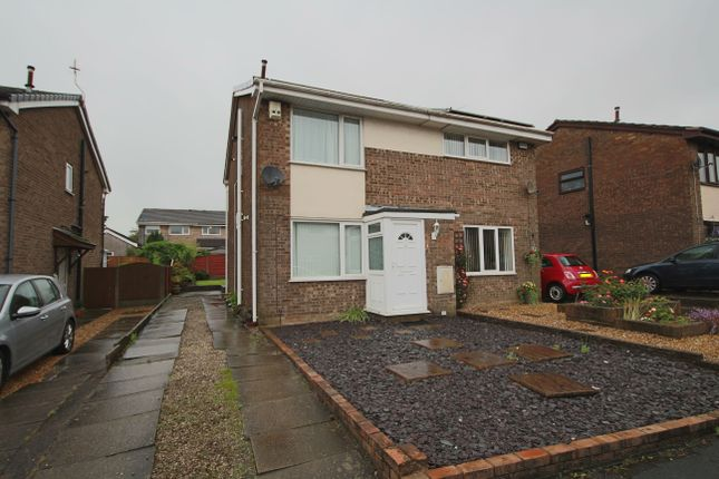 Thumbnail Semi-detached house to rent in Ashness Close, Fulwood, Preston