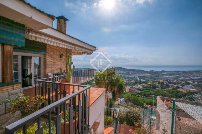 Thumbnail Villa for sale in Spain, Barcelona North Coast (Maresme), Tiana / Mas Ram, Mrs7871