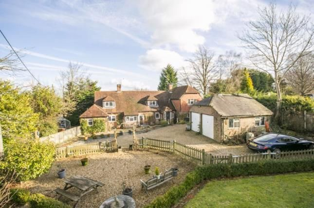 Thumbnail Detached house for sale in West Street Lane, Maynards Green, Heathfield, East Sussex