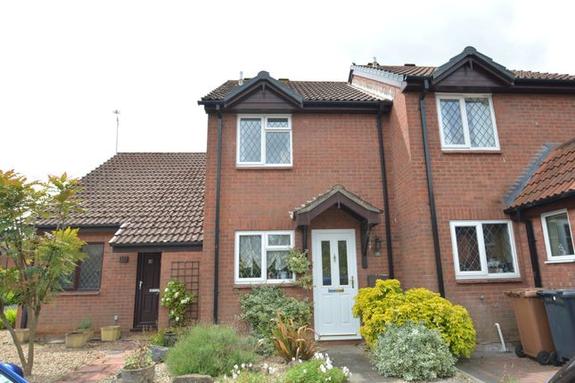 2 bed terraced house to rent in Donnington Drive, Chandler's Ford, Eastleigh