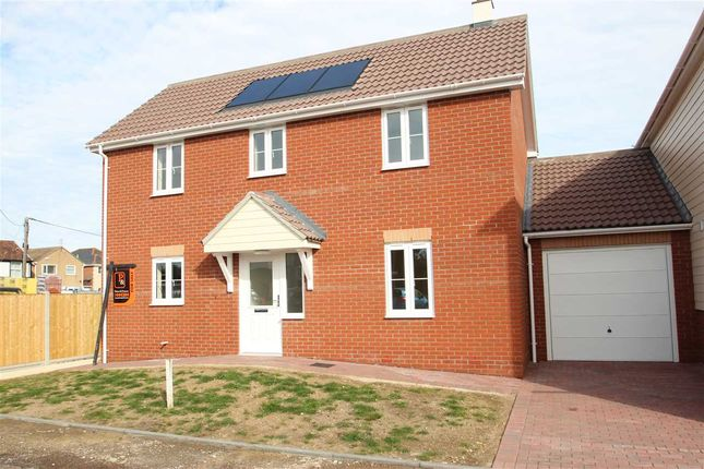 Thumbnail Detached house for sale in Station Yard, Station Road, Kirby Cross