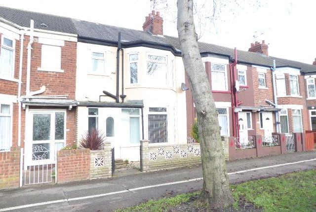 Front External of Southcoates Lane, Hull HU9