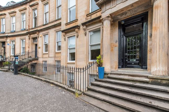 Thumbnail Flat for sale in Lynedoch Crescent, Flat 2, Park District, Glasgow