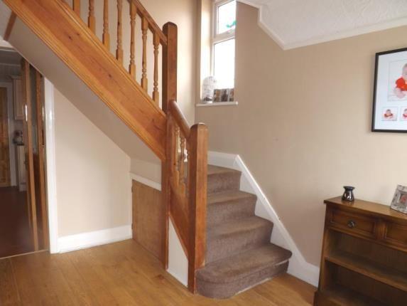 Hallway of Victoria Road, Prestatyn, Denbighshire LL19