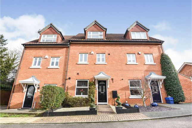 Terraced house for sale in Turners Court, Romford