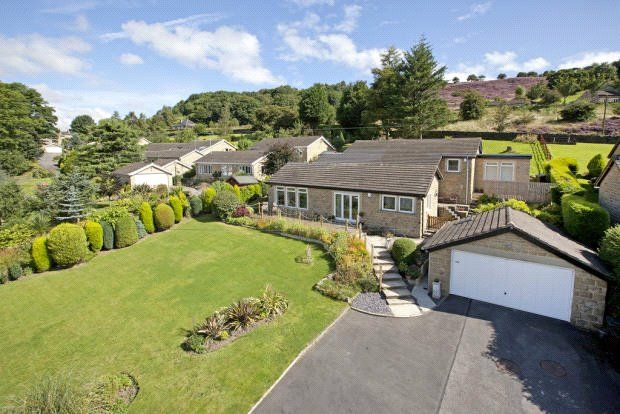 Thumbnail Detached house for sale in Micklethwaite Lane, Micklethwaite, West Yorkshire
