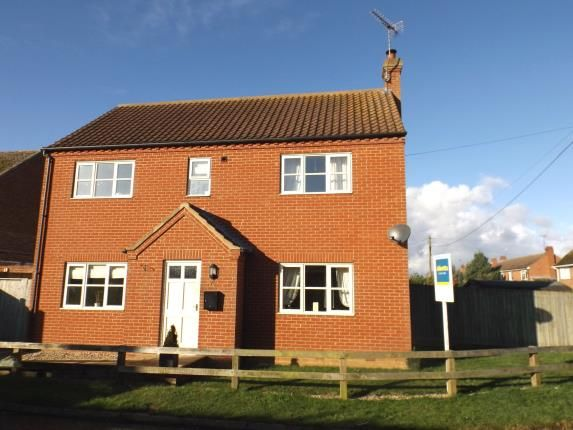 Thumbnail Detached house for sale in Sculthorpe, Fakenham, Norfolk