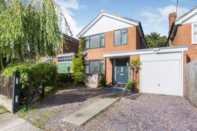 Thumbnail Link-detached house for sale in Nixon Drive, Winsford, Cheshire