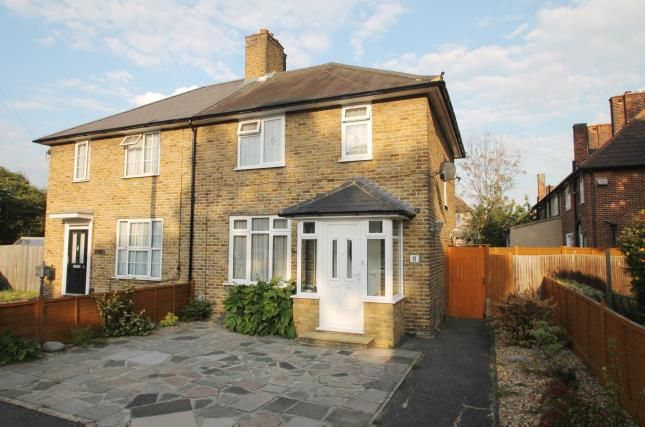 Thumbnail Semi-detached house for sale in Bordesley Road, Morden