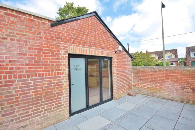 Thumbnail Mews house to rent in The Street, Crowmarsh Gifford, Wallingford