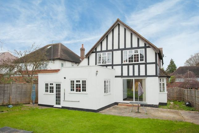 Thumbnail Detached house for sale in Malpas Drive, Pinner, Middlesex