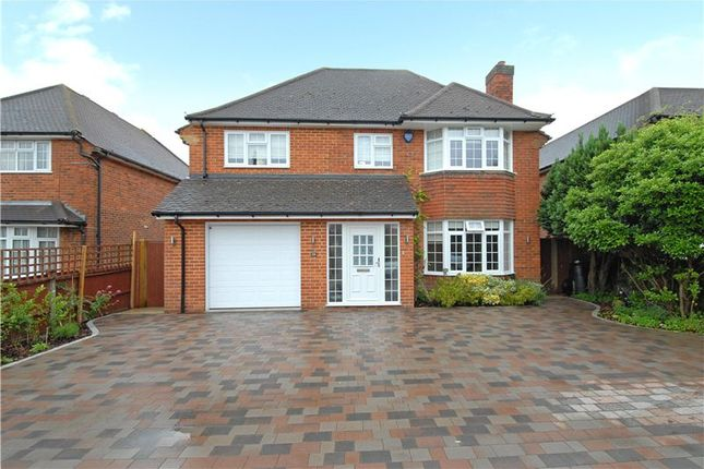Thumbnail Detached house to rent in Holtspur Top Lane, Beaconsfield, Buckinghamshire