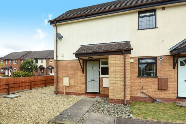 Thumbnail Property to rent in Merganser Drive, Langford Village, Bicester