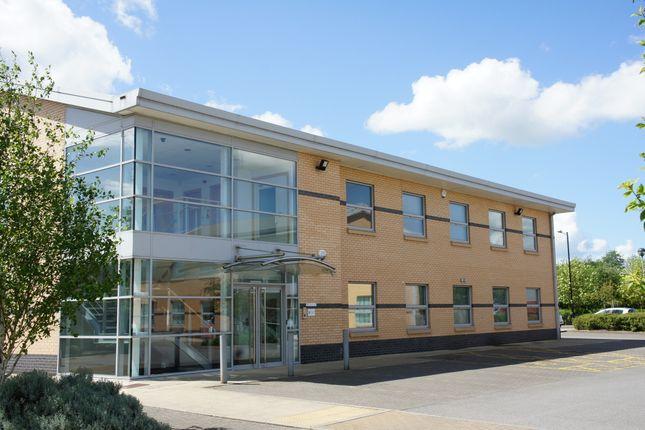 Thumbnail Office to let in Unit 9, St James Busines Park, Knaresborough