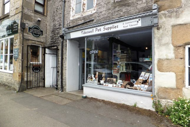 Thumbnail Retail premises to let in Commercial Road, Tideswell, Buxton