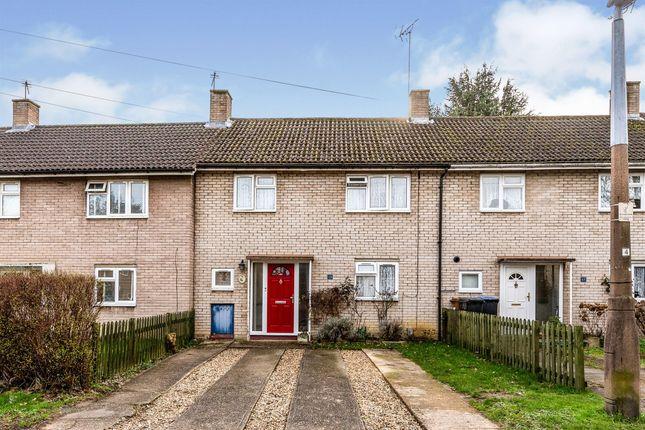 Thumbnail Terraced house for sale in Mount Way, Welwyn Garden City