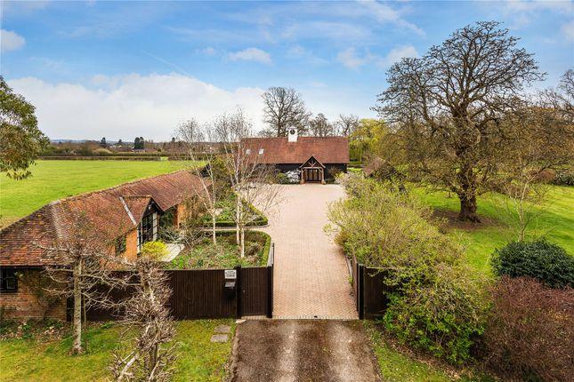 Thumbnail Detached house for sale in Skeynes Park, Lingfield Road, Edenbridge, Kent