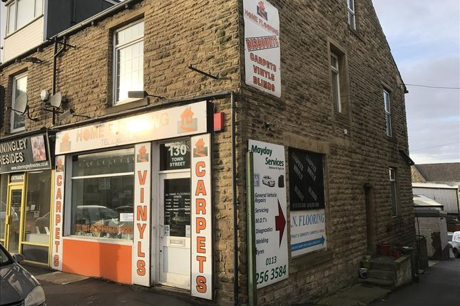 Thumbnail Retail premises for sale in LS28, Stanningley, West Yorkshire