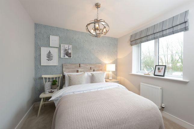 """3 bedroom semi-detached house for sale in """"The Eveleigh A"""" at Douglas Crescent, Auckland Park, Bishop Auckland"""