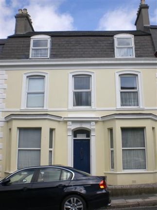 Thumbnail Town house to rent in Seaton Avenue, Mutley, Plymouth