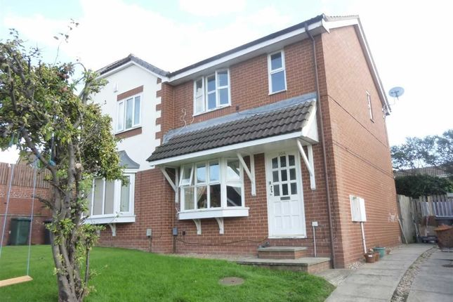 Thumbnail Semi-detached house to rent in Maizebrook, Dewsbury