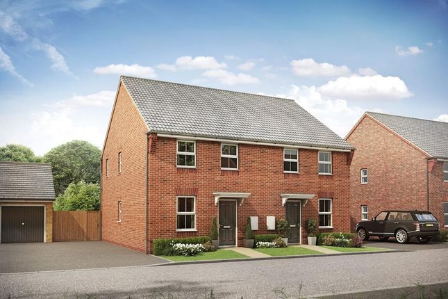 """3 bedroom semi-detached house for sale in """"Ashurst"""" at Westend, Stonehouse"""