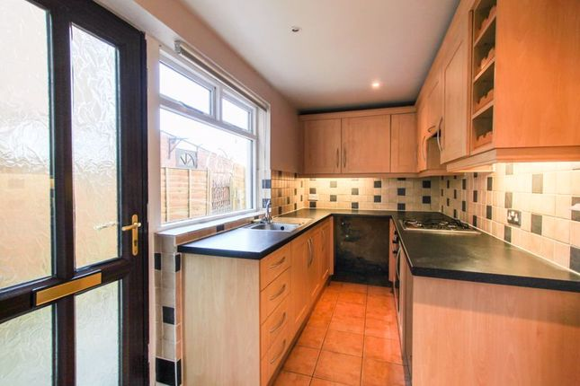 Kitchen of Quarry Road, Somercotes, Alfreton DE55