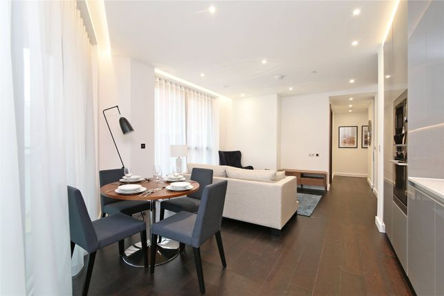 Thumbnail Property to rent in The Residence, 14 Charles Clowes Walk, London