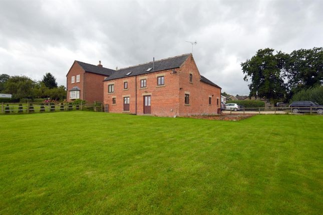 Thumbnail Barn conversion to rent in Barn View, Hulland Ward, Ashbourne, Derbyshire
