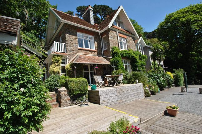 Thumbnail Hotel/guest house for sale in Lynmouth, Devon
