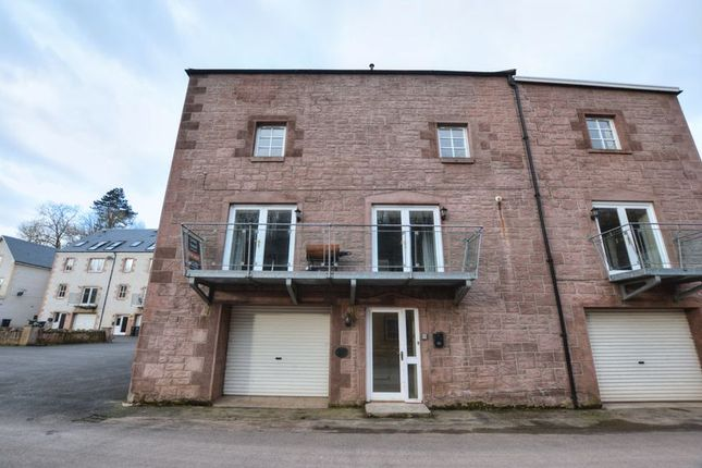 Thumbnail Town house to rent in The Mill Building, Duns, The Scottish Border