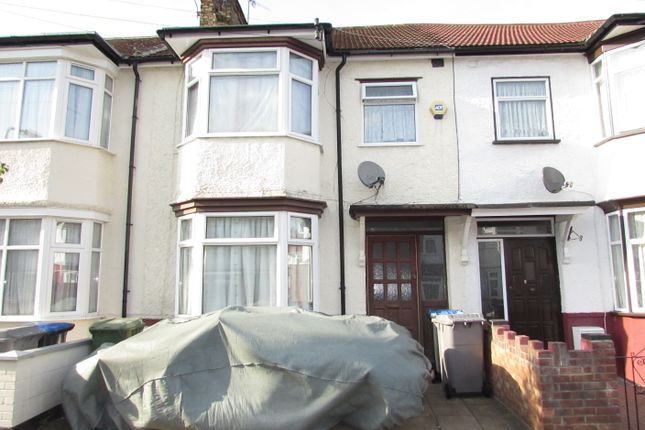 Thumbnail Terraced house for sale in Beatrice Avenue, Wembley