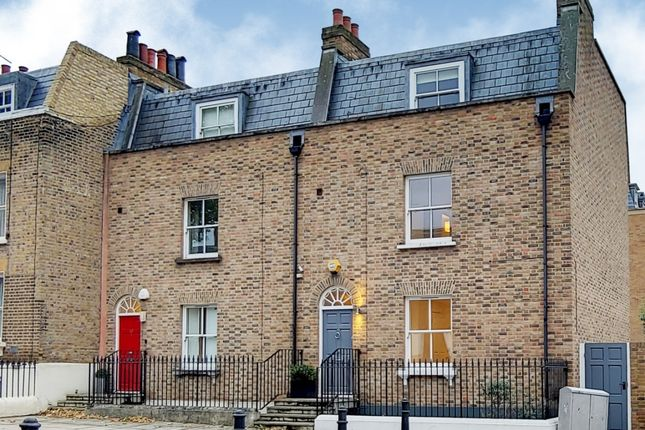 Thumbnail End terrace house for sale in Greenwich Park Street, London