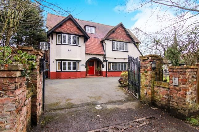 Thumbnail Detached house for sale in Poplar Avenue, Liverpool, Merseyside