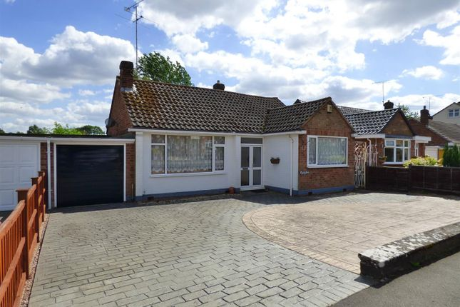 Thumbnail Semi-detached bungalow for sale in Thornby Avenue, Kenilworth