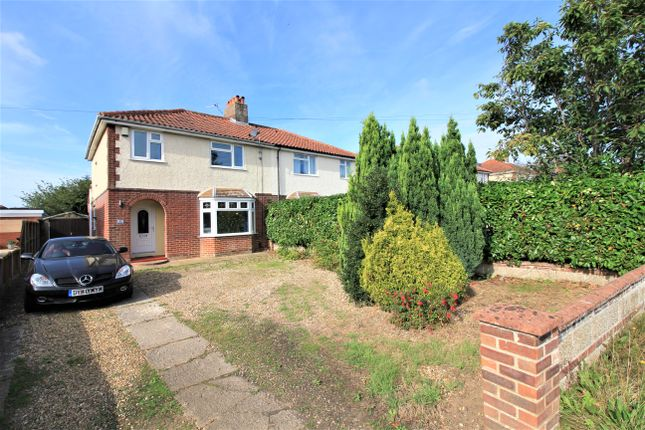 3 bed semi-detached house to rent in Holt Road, Norwich NR6