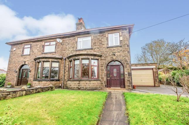 Thumbnail Semi-detached house for sale in Newchurch Road, Rawtenstall, Lancashire