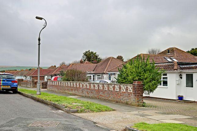 1 bed semi-detached bungalow to rent in Ridgewood Avenue, Saltdean