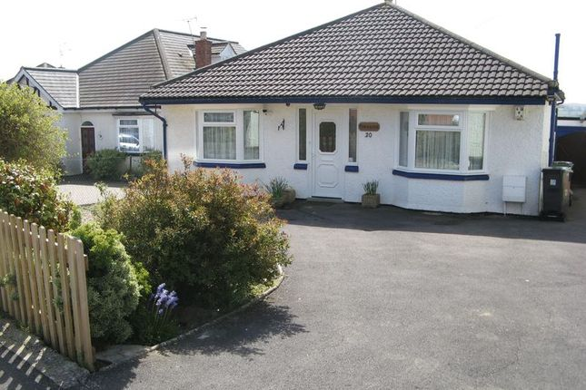 Thumbnail Detached bungalow to rent in Beaconfield Road, Yeovil